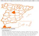 Mapa de cobertura 3g de Orange