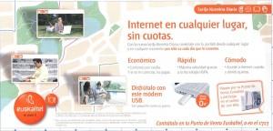 Euskaltel Internet Móvil 3G