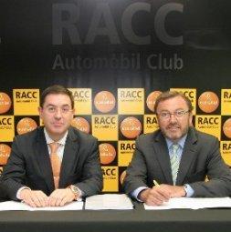 Fotografía de Erauzkin con RACC