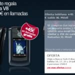 Motorola V8 y hasta 100 euros en llamadas con XL MOVIL y Marsans