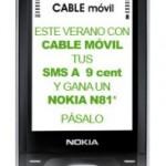 Promoción de verano de Cable Móvil