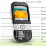 Palm Centro libre con Simyo