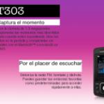 Sony Ericsson T303 libre con Simyo, por 79 euros con 50 euros en llamadas