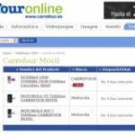 Comprar Carrefour Móvil