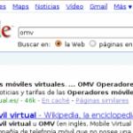 OperadoraVirtual.es es OMV en Google
