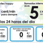 Happy Móvil renueva sus tarifas