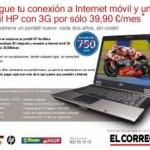 Portátil HP gratis contratando la tarifa plana de Pepephone