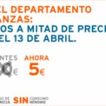 Promoción Simyo a 5 euros ampliada