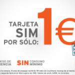 Promoción 1 euro de Simyo ampliada