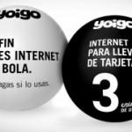 """""""Internet para llevar"""" de prepago con Yoigo"""