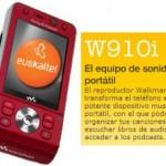 Gana un Sony W910i Con Euskaltel y El Correo