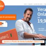Verano Onlain de Euskaltel