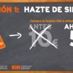 Adios? a la promoción de Simyo a 5 euros