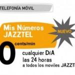 """Nuevo """"Mis Números Jazztel"""" de Jazztel Móvil"""