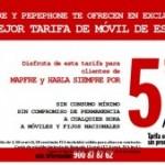 Tarifa Mapfre de Pepephone baja a 5.5 céntimos