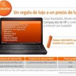 Compaq 610 HP con Internet móvil con Euskaltel