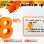 Hazte de Simyo desde 0.99 euros