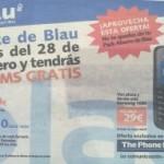 SMS gratis con Blau