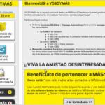 Activando el internet móvil gratis de 30 megas de MÁSmovil