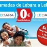 Llamadas a Chile sin establecimiento de llamada con Lebara Mobile