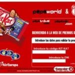 Llamadas gratis y otros premios con Pepephone y Kit kat