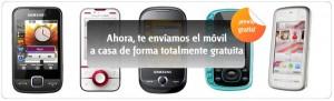 Envío gratis de los móviles de la tienda online de Euskaltel