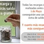 Euskaltel renueva sus promociones de SMS y de recargas