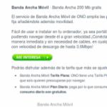 3 meses de internet móvil gratis con ONO