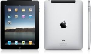 Foto del iPad obtenida de la web oficial de Apple