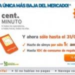 Promoción de la tarifa del 5, con la tarjeta SIM a 1 euro