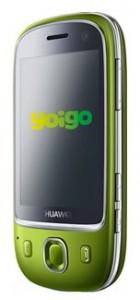Huawei U7510s de Yoigo