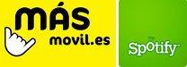 Spotify premium gratis al portarte a MÁSmovil