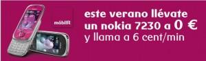 Nokia 7230 0 euros