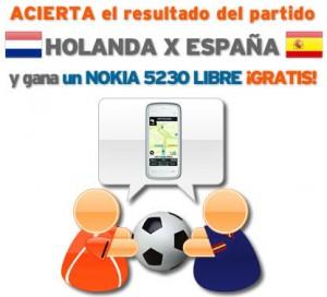 Porra Simyo Holanda-España