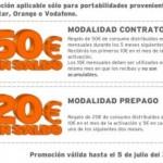 50 euros de saldo gratis si haces portabilidad a Simyo