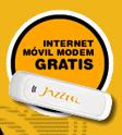 Módem USB gratis de Jazztel Móvil