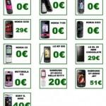 Los móviles de agosto de ZeroMovil