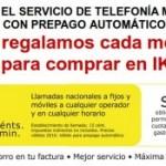 Cheques para Ikea gratis con Ventaja Telecom y MÁSmovil