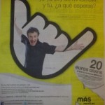 20 euros gratis al hacer portabilidad a MÁSmovil
