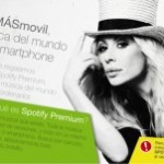 Spotify premium gratis con MÁSmovil