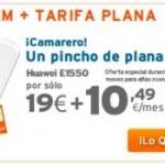 Rebajas en internet móvil Simyo y SIM por menos de 1 euro