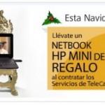 Promociones de navidad de Telecable