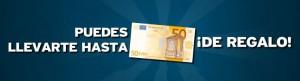 50 euros de regalo con Simyo al venir de las grandes