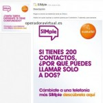 La Tarifa SIMple de Euskaltel ya es pública