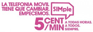 Tarifa SIMple de Euskaltel