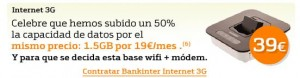 Base Wifi de Bankinter Móvil