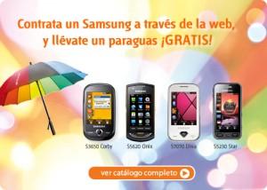 Euskaltel Móvil Samsung