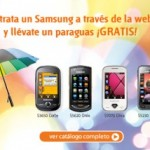 Un paraguas gratis comprando un Samsung con Euskaltel