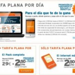 Nueva tarifa diaria de internet móvil de Simyo