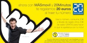 Promoción saldo gratis MÁSmovil